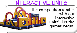 Loudoun county obstacle courses, Leesburg moon bounce rentals, Loudoun inflatable games